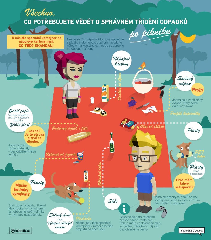 piknik infografika