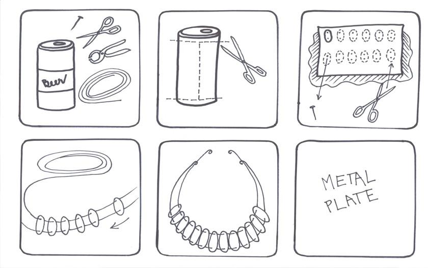 CF-workshop-návod-metalický-náhrdelník-z-nápojového-kartonu
