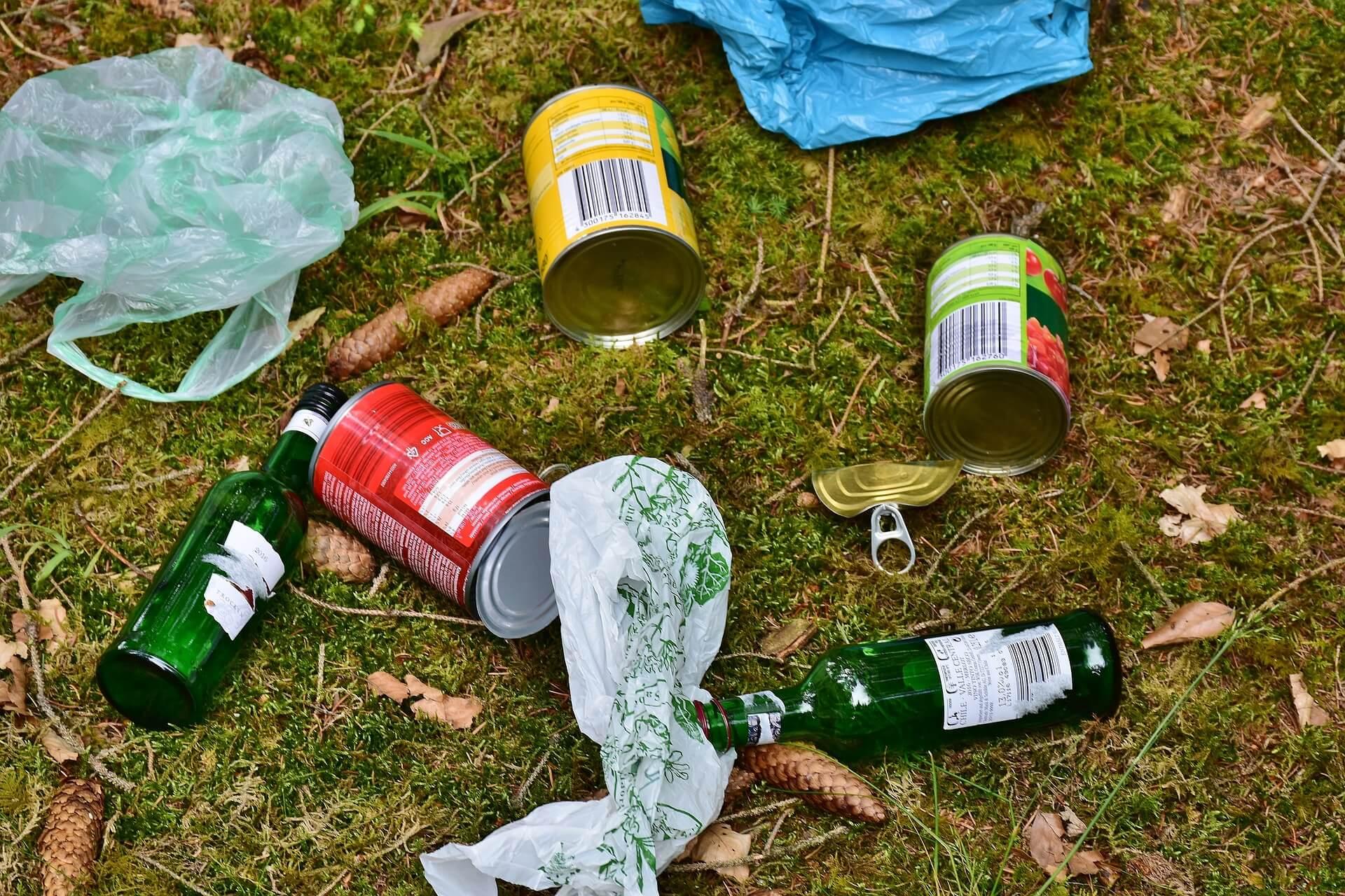 Třídění odpadu natúrách?