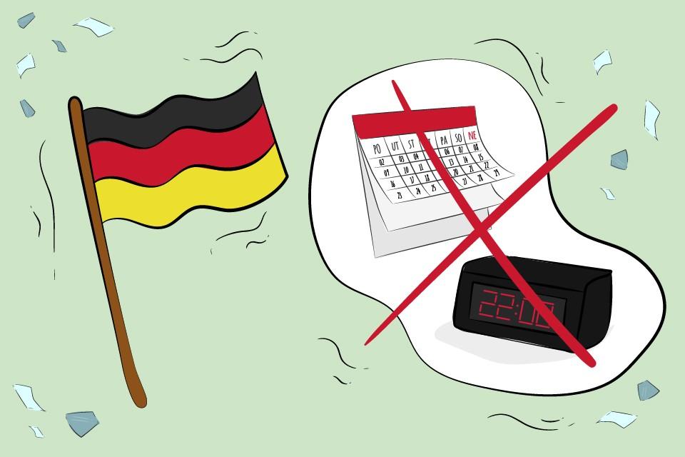 trideni_sklo_vlajka_kalendar_budik_zakaz_vyhazovani_skla_nemecko