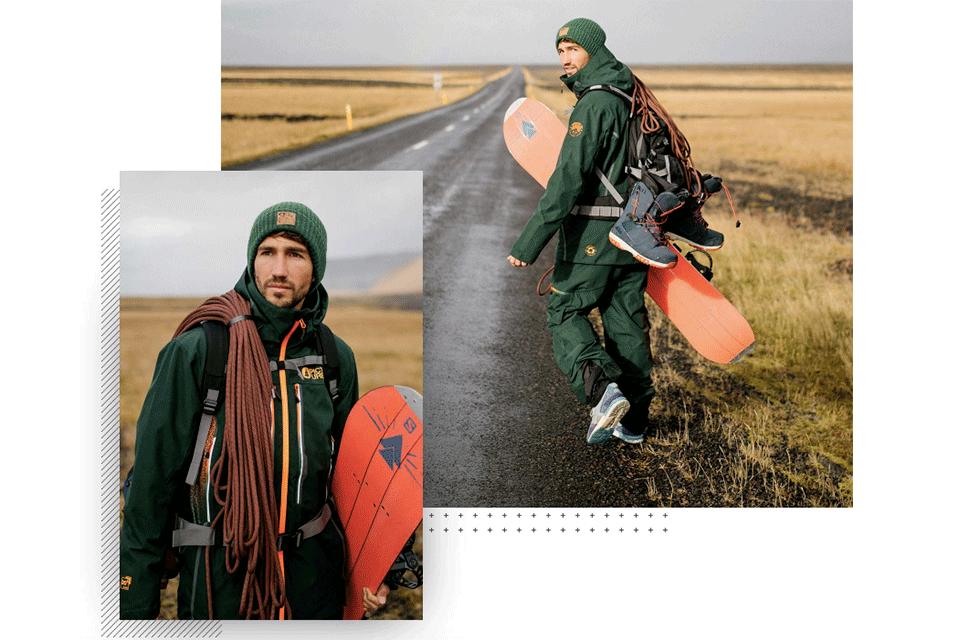 freeride_recyklovana_kolekce_obleceni_snowboard