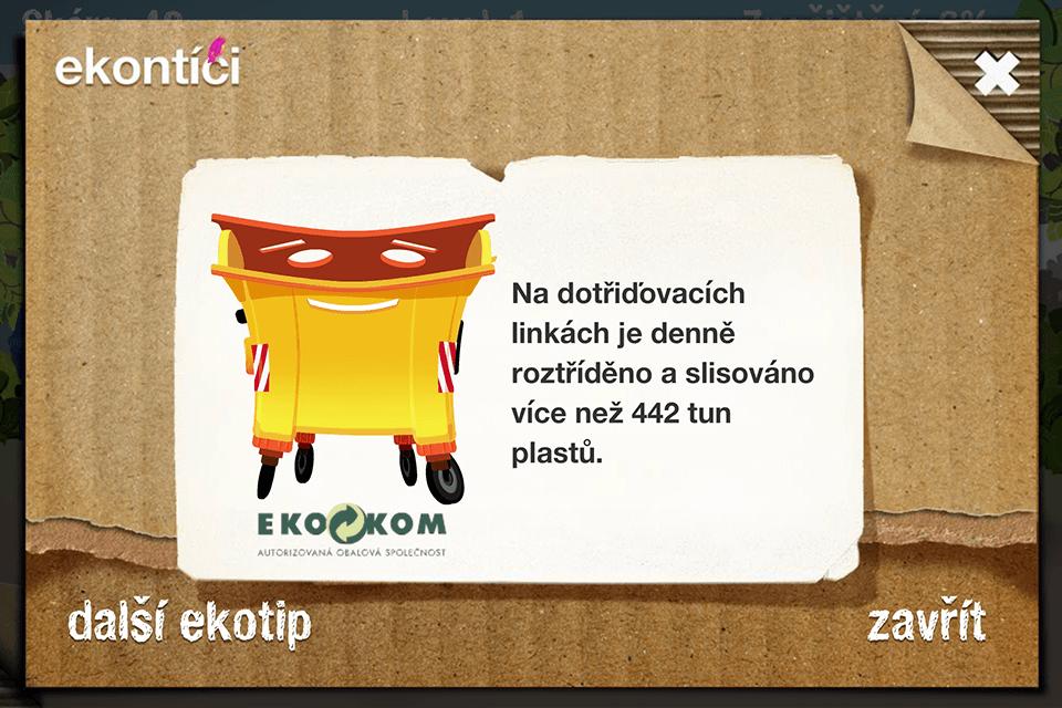 ekontici_hra_aplikace_samosebou_trideni_kontejner_zluty_plast