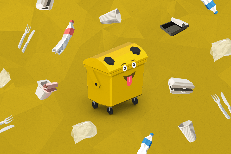 samosebou_zluty_kontejner_plast